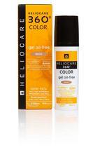 Heliocare 360º Spf 50+ Oil-Free Color Gel Beige 50Ml - $60.99