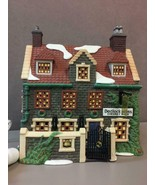 Dickens Village Series Dept 56 Dedlock Arms CHESNEY WOLD Christmas 3RD E... - $41.57
