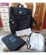 Baby Innovations black Backpack diaper bag - $24.00