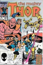 The Mighty Thor Comic Book #357 Marvel Comics 1985 Very FN/NEAR Mint New Unread - $3.50