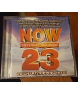 Now That's What I Call Music! 23 by Various Artists (CD, Nov-2006, Sony ... - $3.00