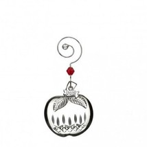 Waterford Crystal 2015 Annual Mini Apple Ornament with Enhancer New # 40... - €26,60 EUR
