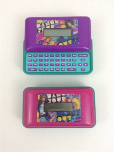 Disney Shake It Up Rocky CeCe Cellphone Text Chat slide out Keyboard Toy Phone
