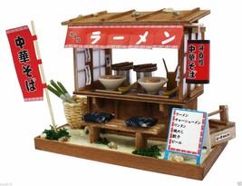 Doll House Handmade kit Japanese Retro Store [Ramen Stand] Billy Japan - $58.20