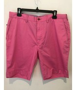 Polo Ralph Lauren Golf Shorts Mens 35 Stretch Classic Fit Jamaca pink - $22.16