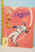 1967 Los Angeles Dodgers Official Baseball Yearbook #B - $24.75