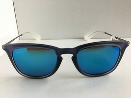 Ray-Ban  50mm Blue Mirrored Sunglasses Italy - $69.99