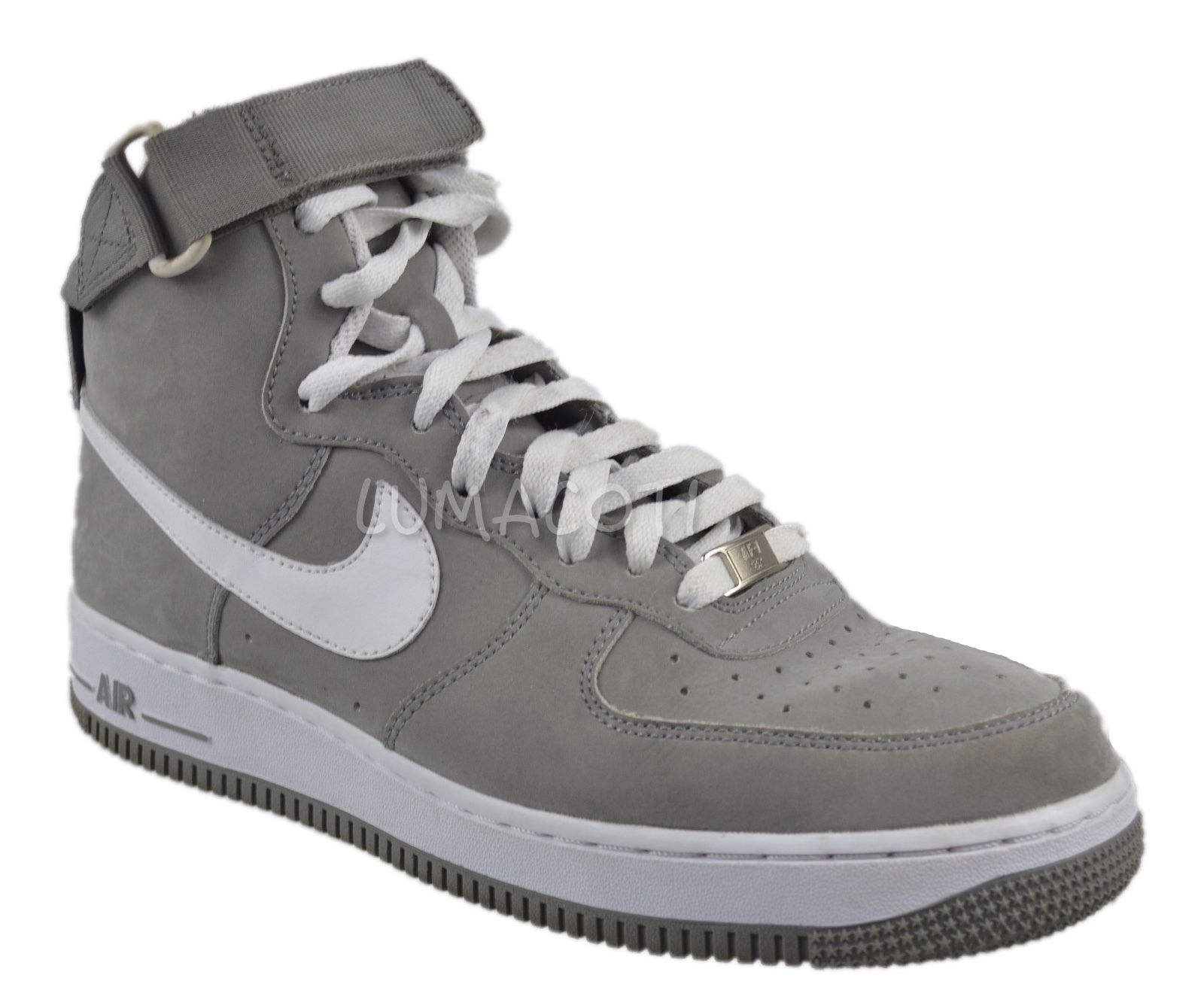 8390c5d9e60 Nike Air Force 1 High  07 Charcoal White and 50 similar items