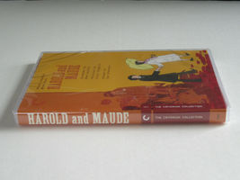 Harold and Maude Criterion Collection DVD Brand New & Sealed OOP WS Not Blu-ray image 6