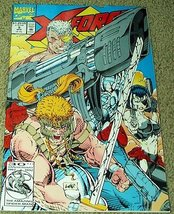 X-Force No. 9 Apr 1992 (Vol. 1) [Comic] Fabian Nicieza - $5.95