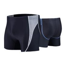 Xiaomi 7th Summer Men LYCRA Fiber Polyester Beach Shorts Quick Drying Swimwear S - $46.00