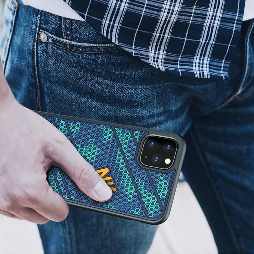 iPhone 11 Pro Max NILLKIN 3D Texture Striker Case image 11