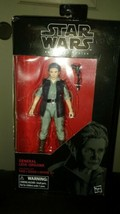 "General Leia Organa - Star Wars #52 The Black Series 6"" Action Figure - $16.78"
