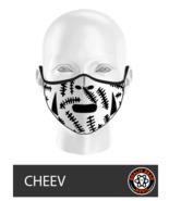 Goalie Gear Nerd Mask - Gerry Cheevers Theme - $11.00