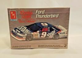 AMT ERTL Coors Light Bill Elliott Thunderbird Stock Car Plastic Model Ki... - $19.75
