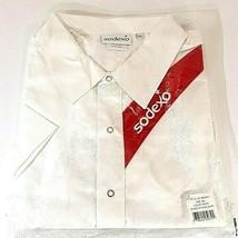 Sodexo - 3XL/XXL - New Chef Jacket - Long Sleeve -Unisex Kitchen Shirt W... - $21.95