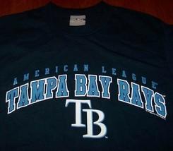 Tampa Bay Devil Rays Mlb Baseball T-Shirt Small New - $19.80