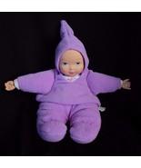 Madame Alexander My First Baby Powder Purple Lavender Lovey Plush Doll - $12.69