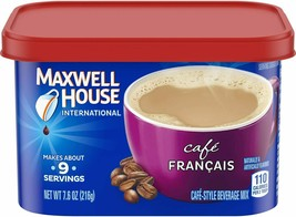 Maxwell House International Cafe Francais 7.6 oz ( Pack of 16 ) - $79.19
