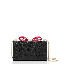 NEW KATE SPADE DISNEY (PXRU6510) MINNIE MOUSE BOW CLASP CROSSBODY HAND BAG - $223.43 CAD