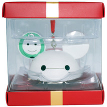 Disney Park Pack Holiday Subscription Baymax Light-Up Ear Hat Ornament New w Box - $29.69