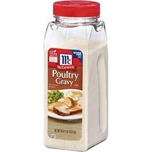 Mc Cormick Poultry Gravy Mix 18oz (10 Pack) - $73.76