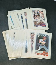 Topps 1988 Major League Leaders Mini Cards Lot of 47 - $3.76