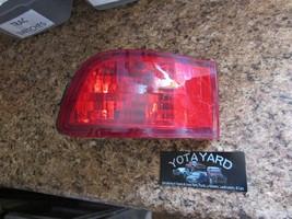 03-05 TOYOTA 4RUNNER LIMITED REAR BUMPER RIGHT REFLECTOR LIGHT MARKER 17... - $44.55