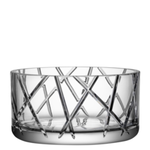 Orrefors Explicit Bowl (stripes) - £160.49 GBP