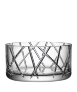 Orrefors Explicit Bowl (stripes) - ₹14,785.20 INR