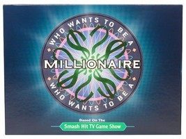 Who Wants to Be a Millionaire Board Game Pressman 2000 - FACTORY SEALED new - $36.04