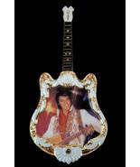 Elvis Presley 1975 The Spirit Guitar Entertainer of the Century Plate w/COA - $32.69