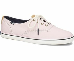Keds WF58239 Women's Champion Pennant Pink Shoes, 8.5 Med - $39.55