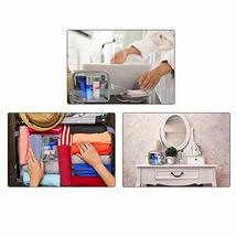 3pcs Lermende TSA Approved Toiletry Bag with Zipper Travel Luggage Pouch Carry O image 4
