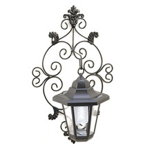 Outdoor Solar Wall Lantern 10014256 - $35.33