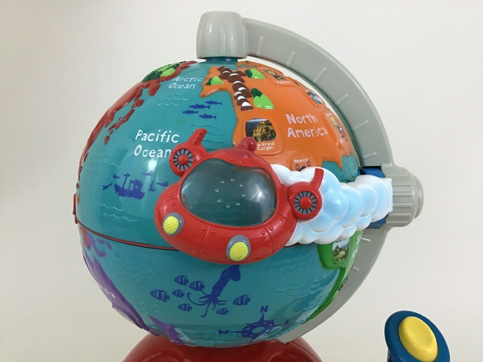 Little Einsteins Learn and Discover Globe Talking Toy ...
