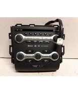 10 11 12 13 14 Nissan Murano heater AC radio control panel 6 CD OEM 1AA0... - $84.14