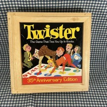Twister 35th Anniversary Edition in Wood Box - $9.89