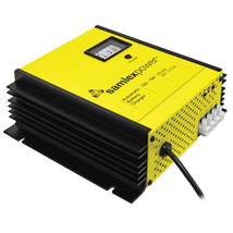Samlex 15A Battery Charger - 12V - 3-Bank - 3-Stage w/Dip Switch  Lugs [SEC-1215 - $171.13