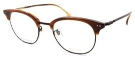Carrera 161/V/F GMV Eyeglasses Frames 49-20-145 Brown Horn / Matte Brown - $75.14
