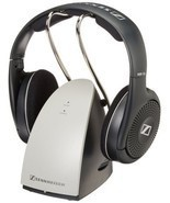 Sennheiser On Ear TV Hi-Fi Audio Computer Radio Wireless Cordless Headph... - $81.53