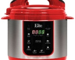 4 qt electric pressure cooker red thumb155 crop