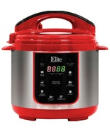 Electric Pressure Cooker Digital Programmable 4 Qt Steamer Kitchen Cooki... - $78.49