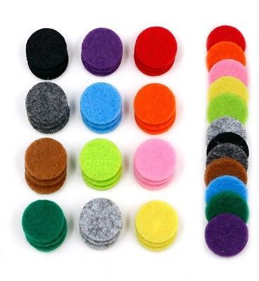 RoyAroma 17mm Replacement Felt Pads(48 Pieces) For 25mm Essential Oil Diffuser image 6