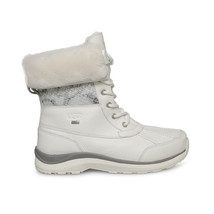 UGG ADIRONDACK III SNAKE WHITE WATERPROOF SHEEPSKIN BOOTS SIZE US 6.5/UK... - $3.953,69 MXN