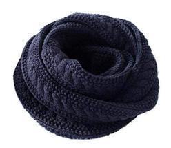 Alien Storehouse [Dark Blue-1] Unisex Knit Infinity Scarf Circle Loop Sc... - $22.14