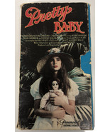 Pretty Baby VHS Brooke Shields Susan Sarandon Rare  Paramount Video - $46.74