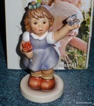 "LIMITED EDITION ""A Simple Wish"" Goebel Hummel Figurine #2329 TMK9 With Box! - $184.29"