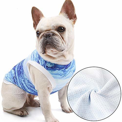 Primary image for NACOCO Dog Cool Vest Instant Cooling Clothes for Bulldog Cats on Summer