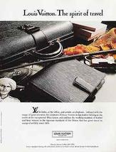 Louis Vuitton 1993 AD The Spirit of Travel India Theme Epi Accessories - $10.99